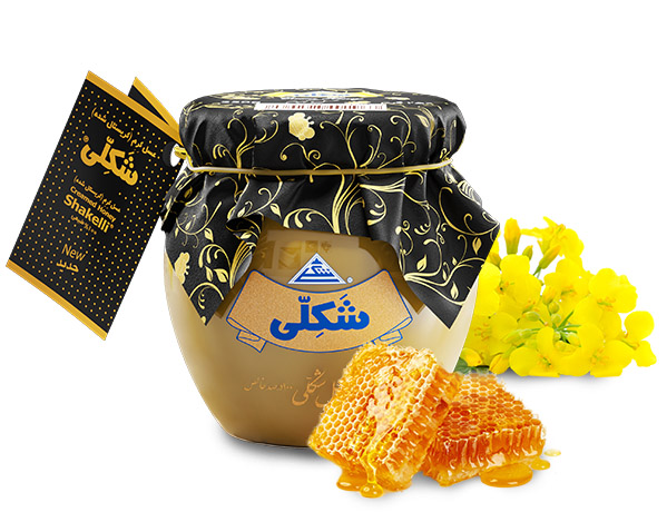 عسل کرم | creamed honey