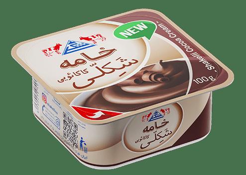 Shakelli Cocoa Cream   خامه کاکائویی شکلی