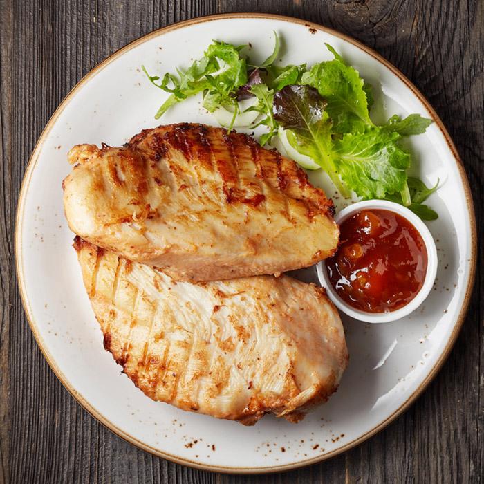 مرغ کره ای | chicken and butter