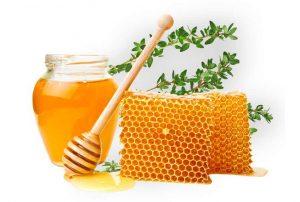 عسل و آویشن | Honey and thyme