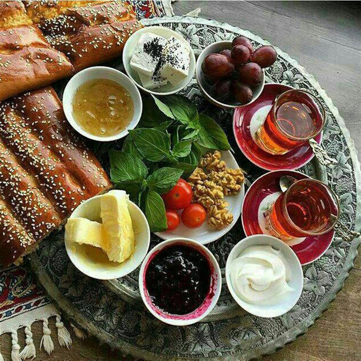 غذا های مناسب در ماه رمضان