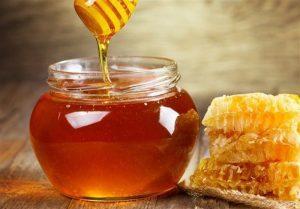 شکرک زدن در عسل طبیعی