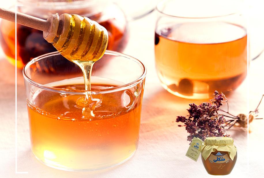 عوامل موثر در شکرک زدن عسل