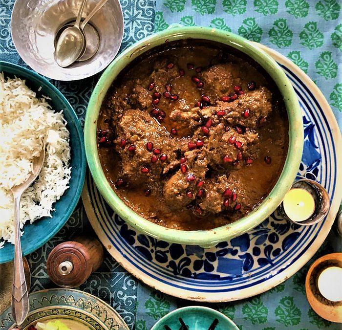خورشت فسنجون | fesenjoon stew