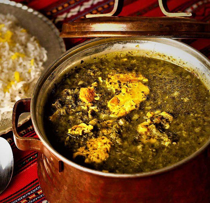 ترشی تره   torshitare-stew