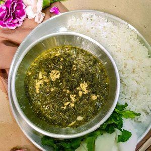 ترشی تره | torshitare-stew