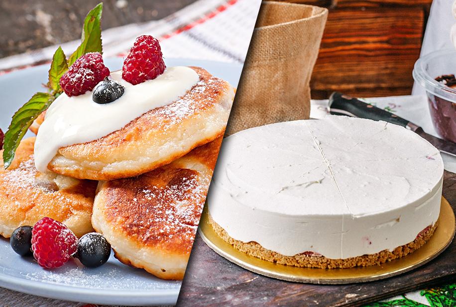 خامه صبحانه در مقایسه با خامه قنادی | Breakfast cream compared to pastry cream